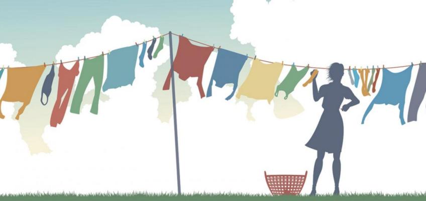 Green Laundry Hacks