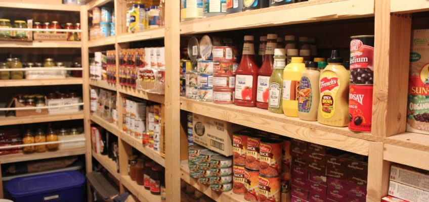 5 Tips for Storing Food in Harsh Conditions