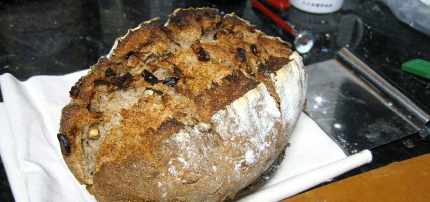 Crock Pot Sourdough Recipe