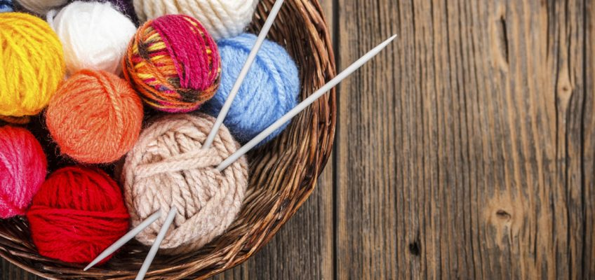 Sewing, Knitting, and Crocheting – Three Skills You Need