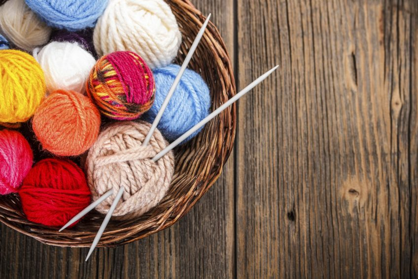 Sewing, Knitting, and Crocheting – Three Skills You Need