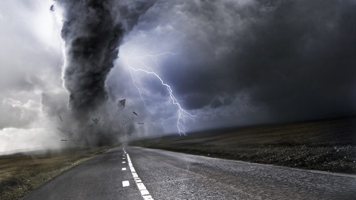 Tips for Surviving a Tornado