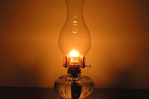 DIY Lamp Oil