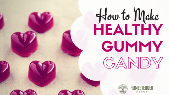 How to Make Healthy Gummy Candy