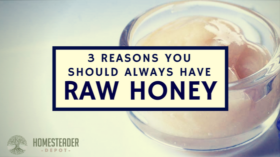 3 Reasons to Keep Raw Honey Around