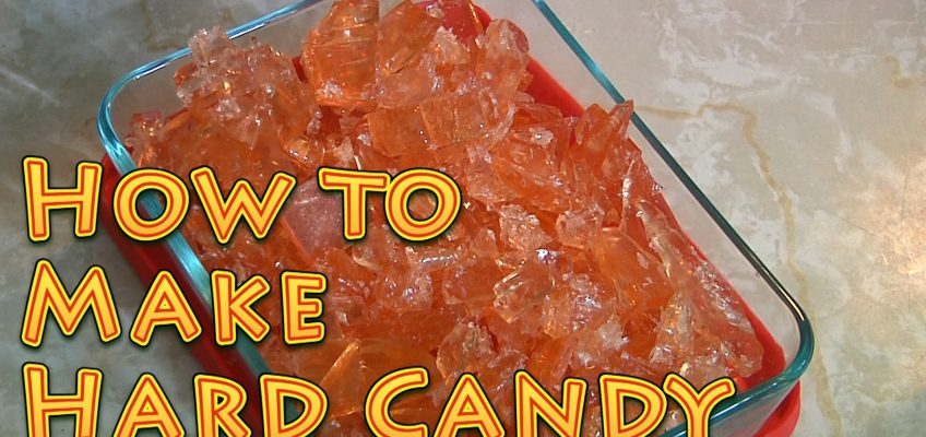 How to Make Hard Candy (Video)