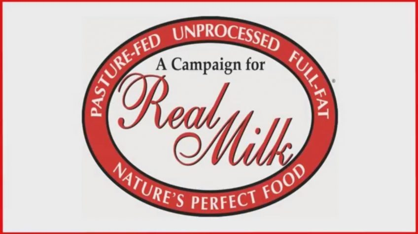 The Real Benefits of Raw Milk (Video)