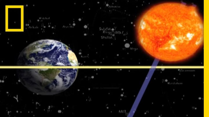 Spring Equinoxes Explained (Video)