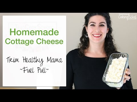Homemade Cottage Cheese (Video)