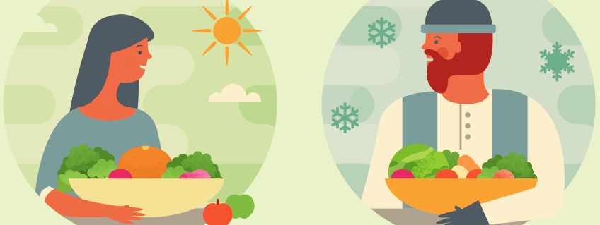 Keeping Your Harvest Year-Round (Infographic)