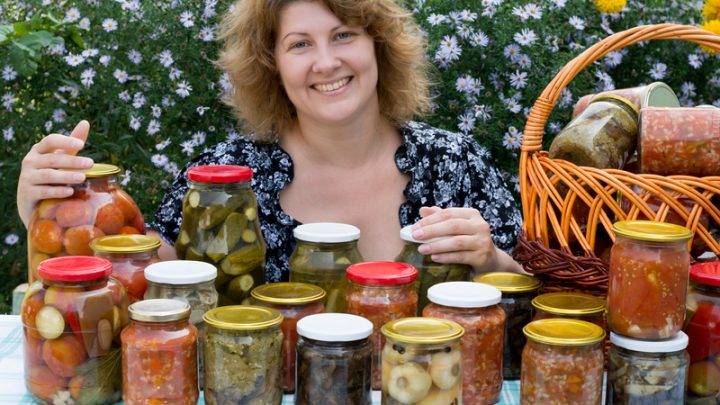 7 Steps for Easy Canning