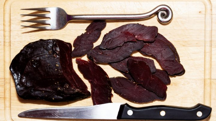 [DIY] Simple Venison Jerky Recipe