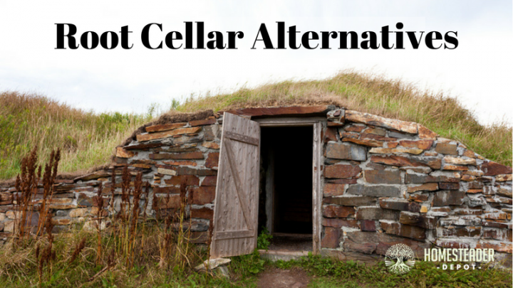 4 Nifty Alternatives to the Standard Root Cellar