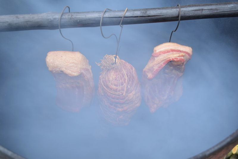 Building Your Very Own Smokehouse