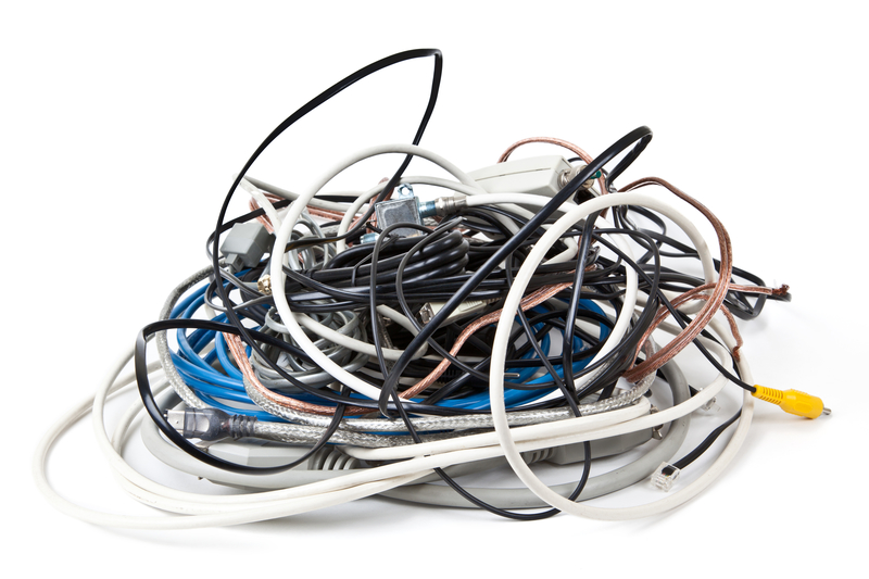 3 Surprising Ways to Reuse Old Electrical Cords and Cables
