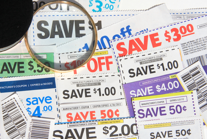 """Are You Really Saving Money """"Clipping"""" Coupons?"""