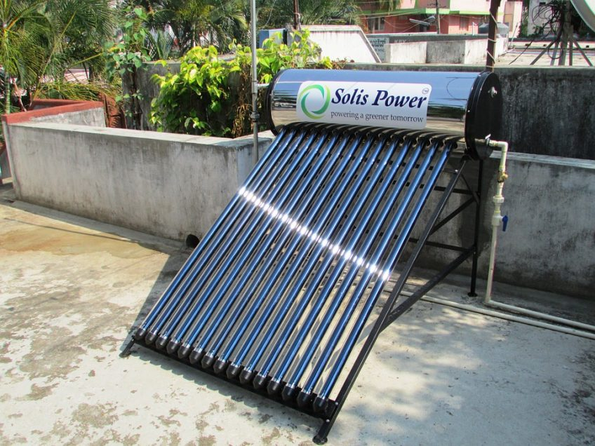 The Benefits of Solar Water Heaters