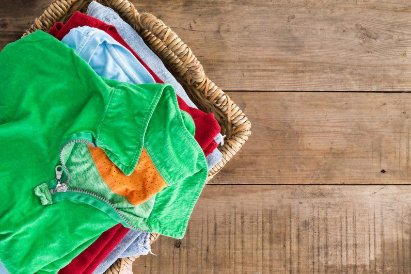 Storing and Protecting Summer Clothes