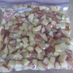 How to Freeze Raw Potatoes