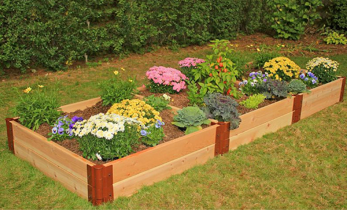 Benefits of Simple Raised Bed Gardens - Homesteader ...