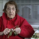 Great Depression Era Dandelion Salad (Video)