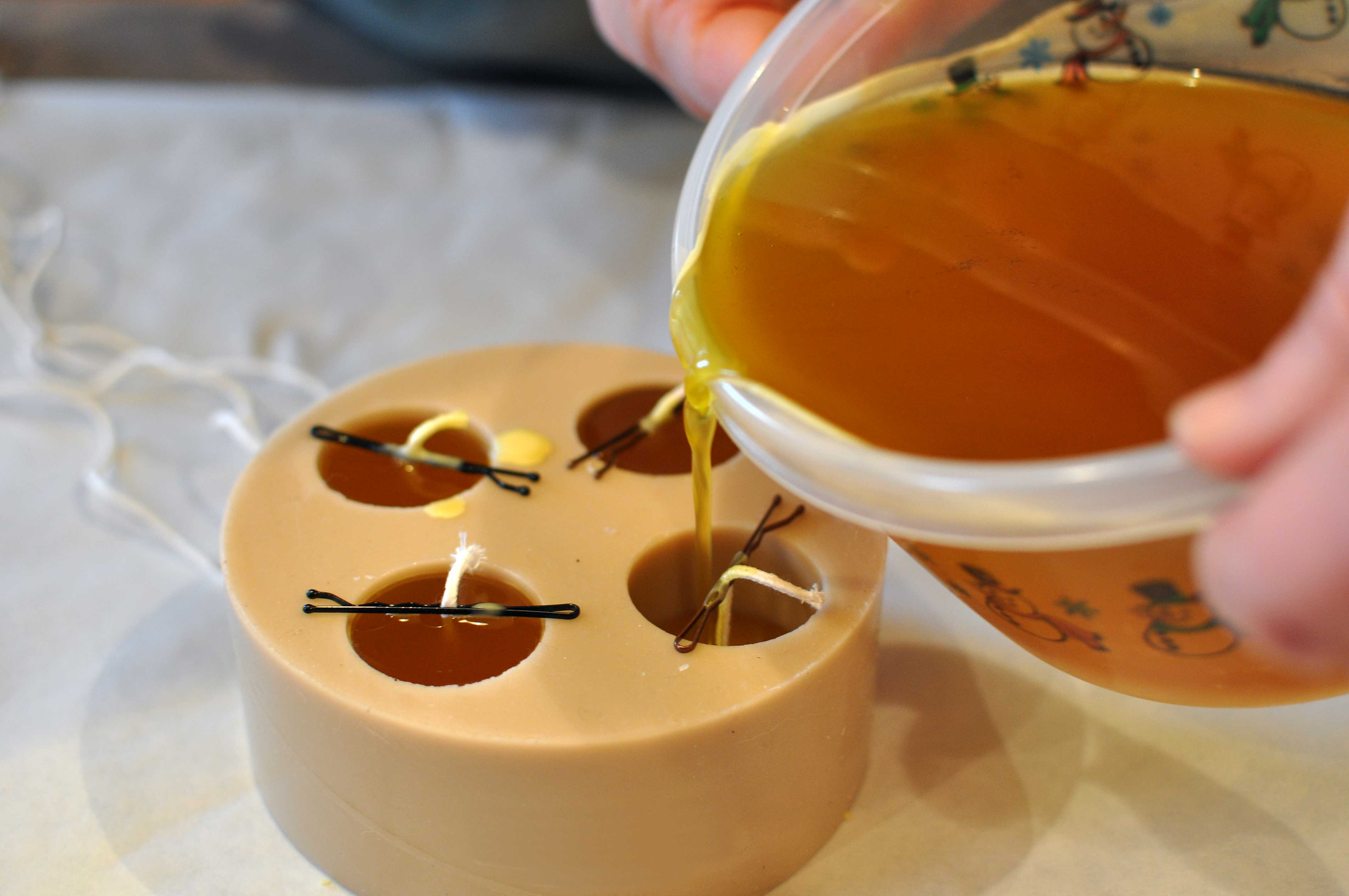 how to make kief into wax