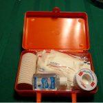 Dollar Store First Aid Supplies