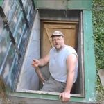 Root Cellar Storm Shelter (Video)