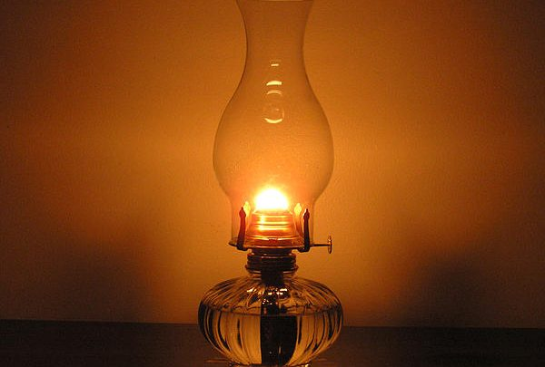 DIY Lamp Oil