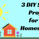 3 DIY Solar Projects for Your Homestead