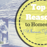 Top Five Reasons to Homestead (Wherever You Are)