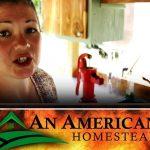 Off-Grid Outdoor Kitchen Tour (Video)