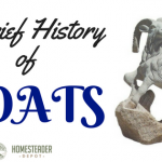 A Brief History of Goats