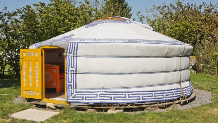 5 Fantastic Benefits of Living in a Yurt